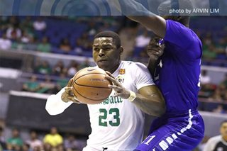 UAAP: La Salle stands strong to deny Ateneo's sweep