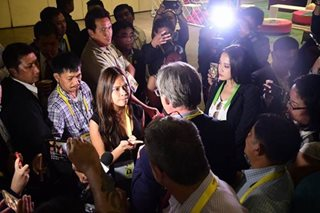 WATCH: Duterte supporter confronts BBC journalist