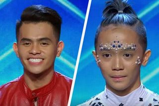 WATCH: PH acts perform at 'AGT 2' semifinals