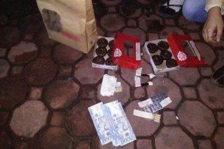 Ilegal na droga na isinilid sa kahon ng cupcake, nasabat sa Baguio