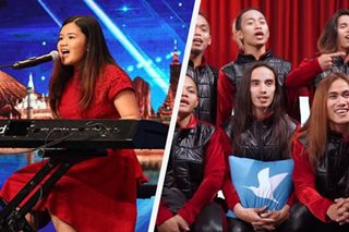 2 other acts from PH to compete in 'AGT 2' semifinals