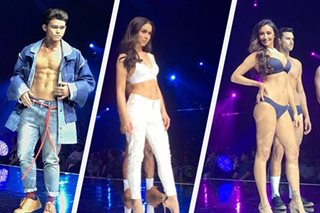 IN PHOTOS: All the stars at Bench fashion show