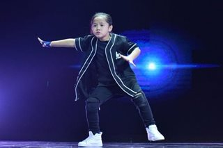 Nhikzy Calma shows off dance skills that wowed Jason Derulo