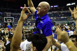 After UAAP finals win, Baldwin lauds La Salle: 'They set the bar'