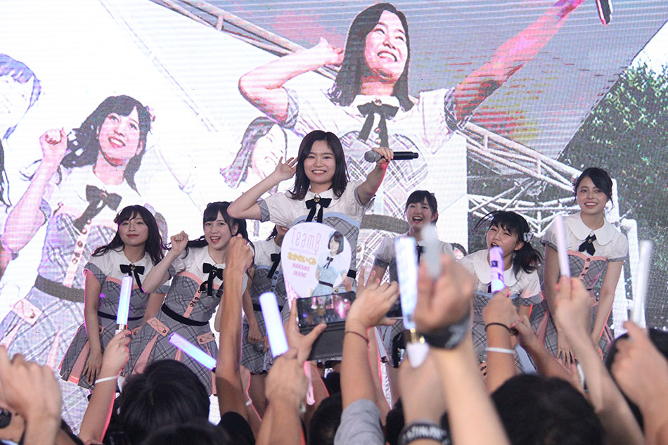 WATCH: AKB48's Team 8 performs...