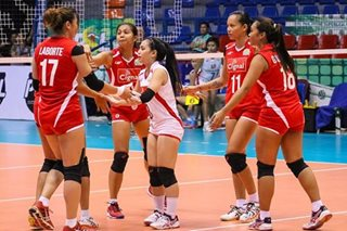 Superliga: Cignal survives Sta. Lucia fightback, nears semis berth