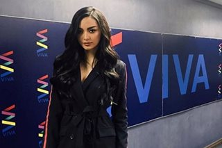 Kylie Verzosa signs contract with Viva