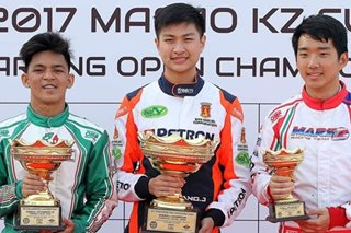 Motorsports: Jacob Ang rules Asian karting championship in Macau