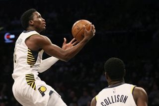 NBA: Pacers' Oladipo showing the promise he once projected