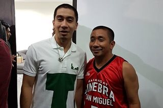 Tenorio meets 'Tenorio' at the Philippine Arena