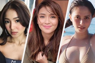 Here are the other Pinays in the 'most beautiful faces' list