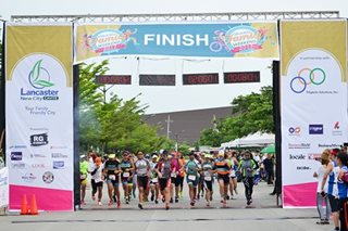 Run for a cause at this year's 'Grand Family Weekend'