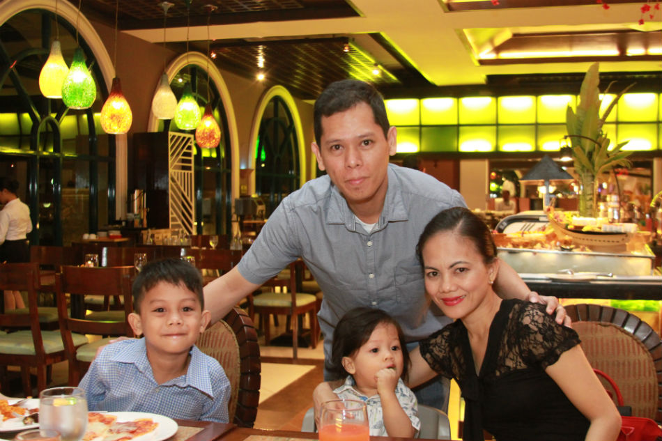 Family wins dream vacation to Cebu by cleaning house