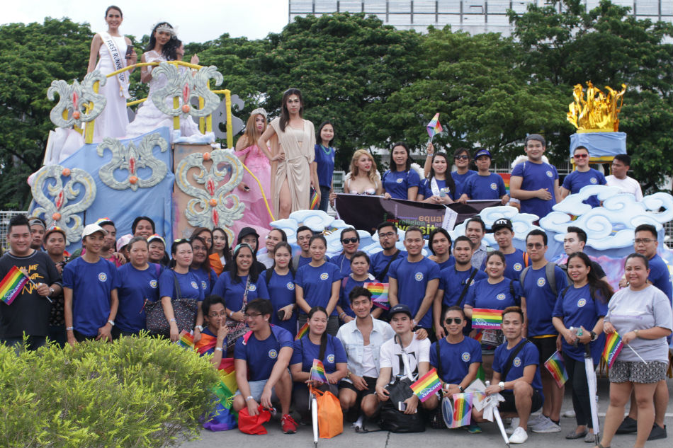 Concentrix celebrates diversity, joins Pride March for second year in a row