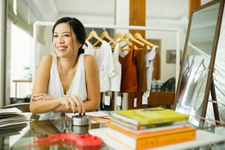 Why LA-schooled Pinay designer chose a career in RTW