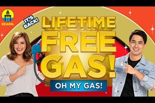 SEAOIL offers 'lifetime free gas' through promo