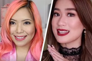 See how these four beauty influencers prepared for the #EBloggersBall2018