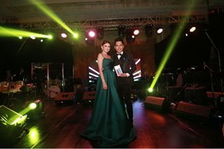 'Nakaka-young': Angelica on 'couple of the night' win at ABS-CBN Ball