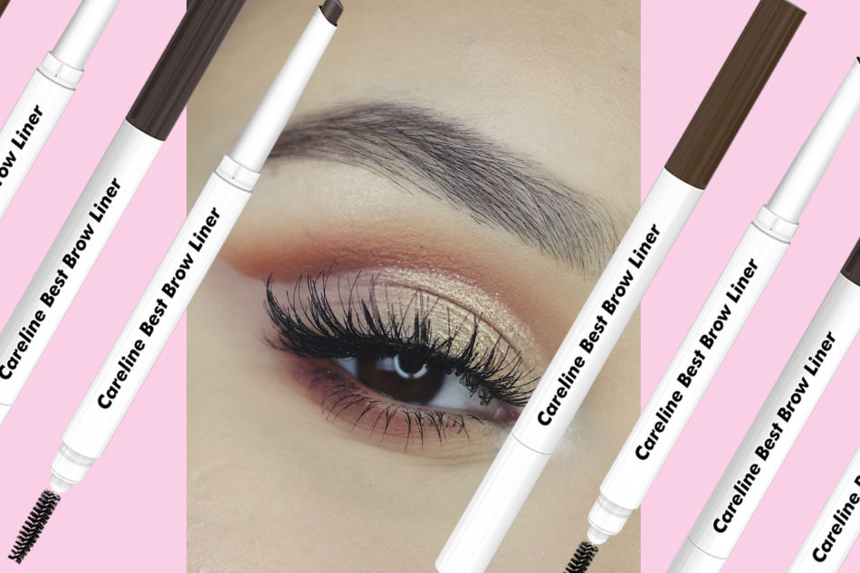 Perfect brows for beginners, done in two easy ways