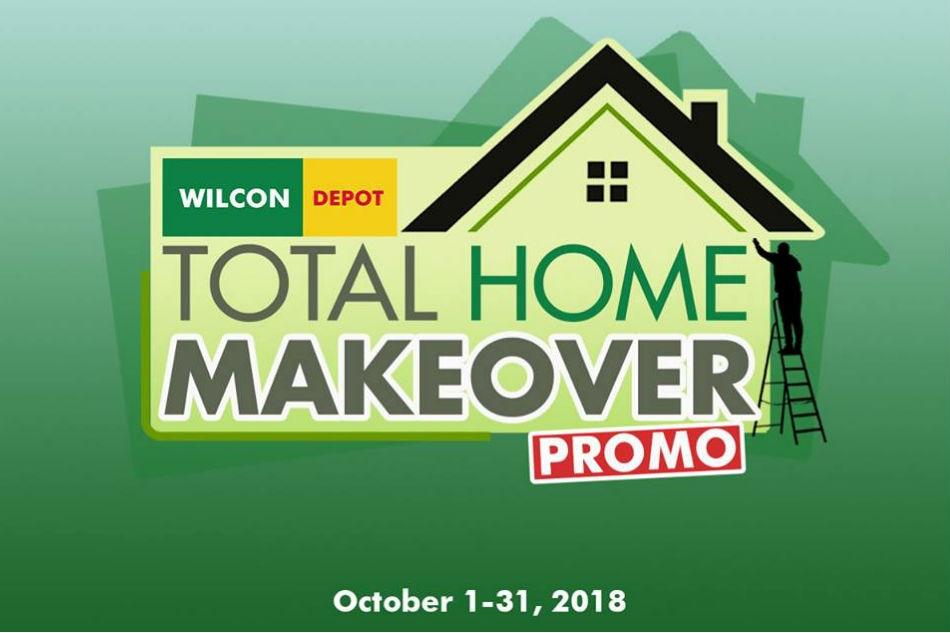 Wilcon announces 'Total Home Makeover Promo' winners
