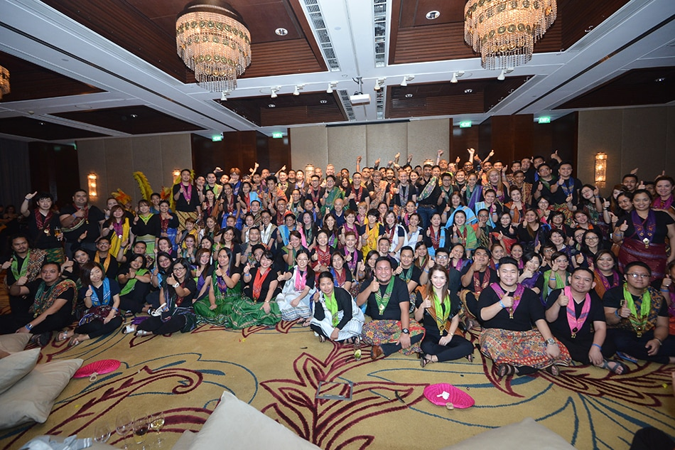 Concentrix holds 2018 APAC President's Club in Boracay