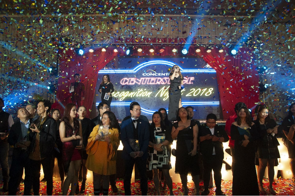 Concentrix hails top performers and most outstanding employees