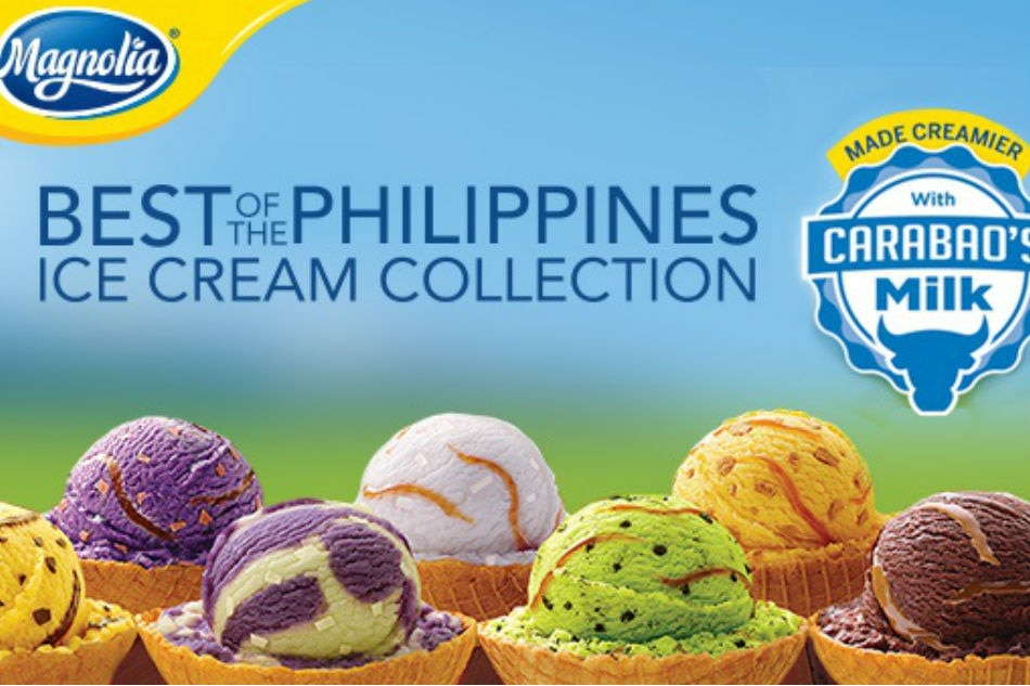 Pinoy Eats: Ice cream made creamier with carabao's milk