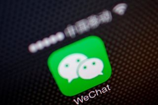 China's WeChat denies storing user chats