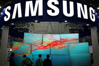 Samsung unveils driverless car parts, infotainment platform