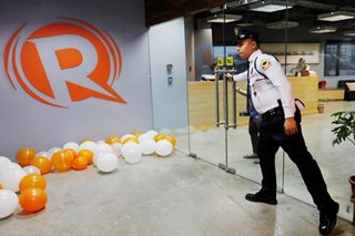 Rappler: Palace ban on reporter an attempt to intimidate journos