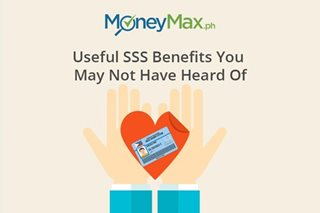 SSS Benefits You May Not Have Heard Of