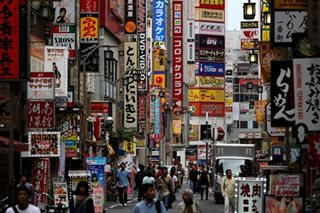 Japan's economy grew 0.3 pct in fourth quarter of 2018