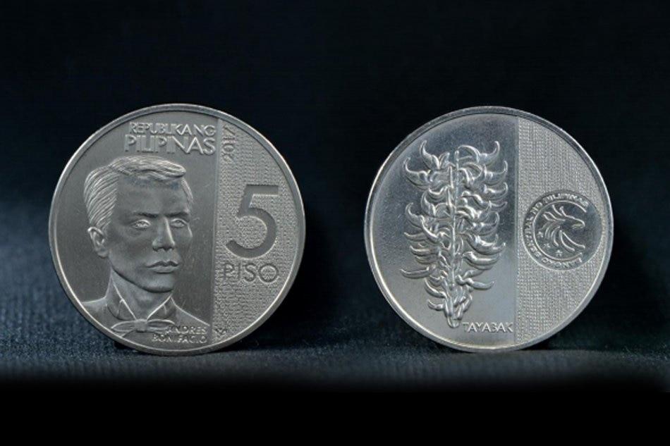 10 Peso Coin