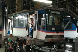 LOOK: MRT-3 shuttered for maintenance work