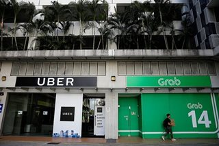 PCC tells Grab and Uber to explain Uber's shut down