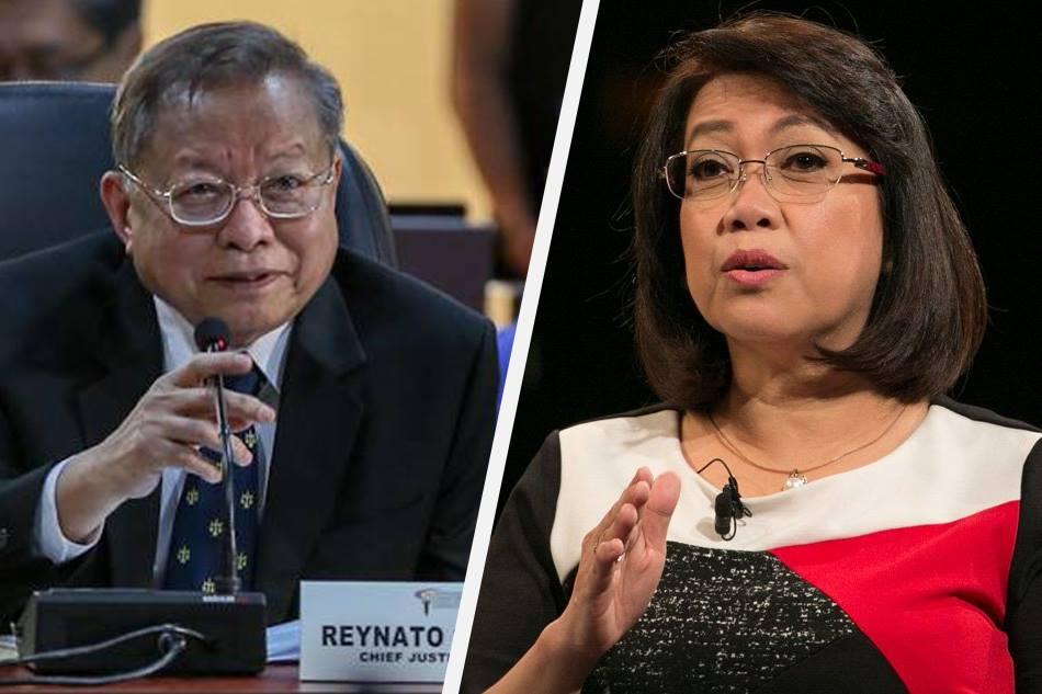 Politically driven? Ex-CJ Puno chimes in on quo warranto case vs Sereno