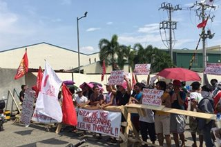 NutriAsia blames striking workers for violence