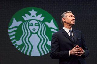 Starbucks chief Schultz retiring, may run for president