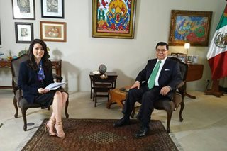 Mexican envoy favors family-style leadership