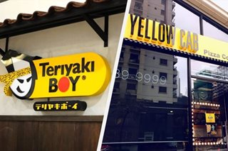 Teriyaki Boy, Yellow Cab merger gets SEC approval