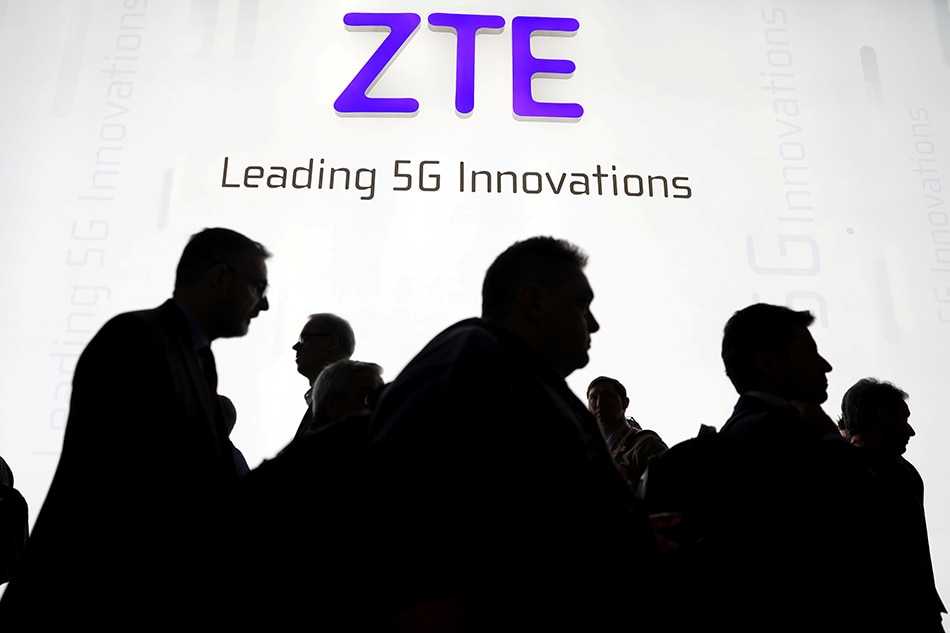 Senators may block Trump's ZTE deal whether he likes it or not