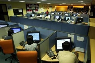 'Mga trabaho sa BPO industry, in demand pa rin'