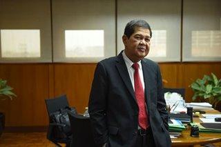 Central bank chief Nestor Espenilla passes away