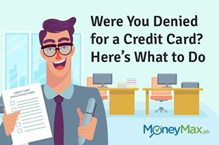 Were you denied for a credit card? Here's what to do
