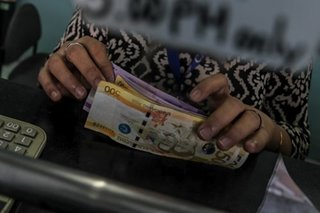 Peso touches 54 vs $1 as market monitors Bangko Sentral move