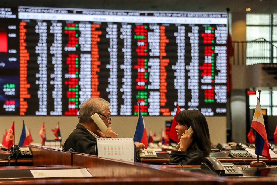 PH shares fall back to 7,200