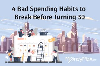4 Bad Spending Habits to Break Before Turning 30