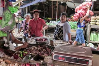 BSP think-tank sees 6.3 to 7.1 percent inflation range in September