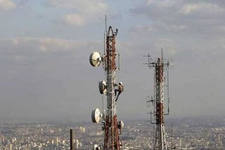 DICT meets with common tower providers and telco operators
