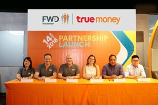 FWD Life partners with TrueMoney for affordable insurance foray